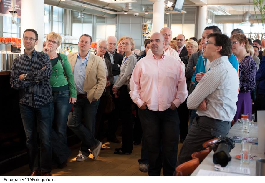 Hoe was de Open Coffee Den Bosch van 8 januari?