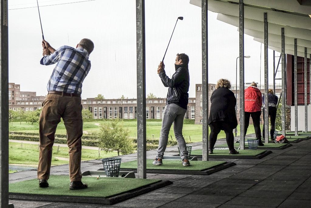 OCDB golfdag 2015 was gezellig druk en sportief