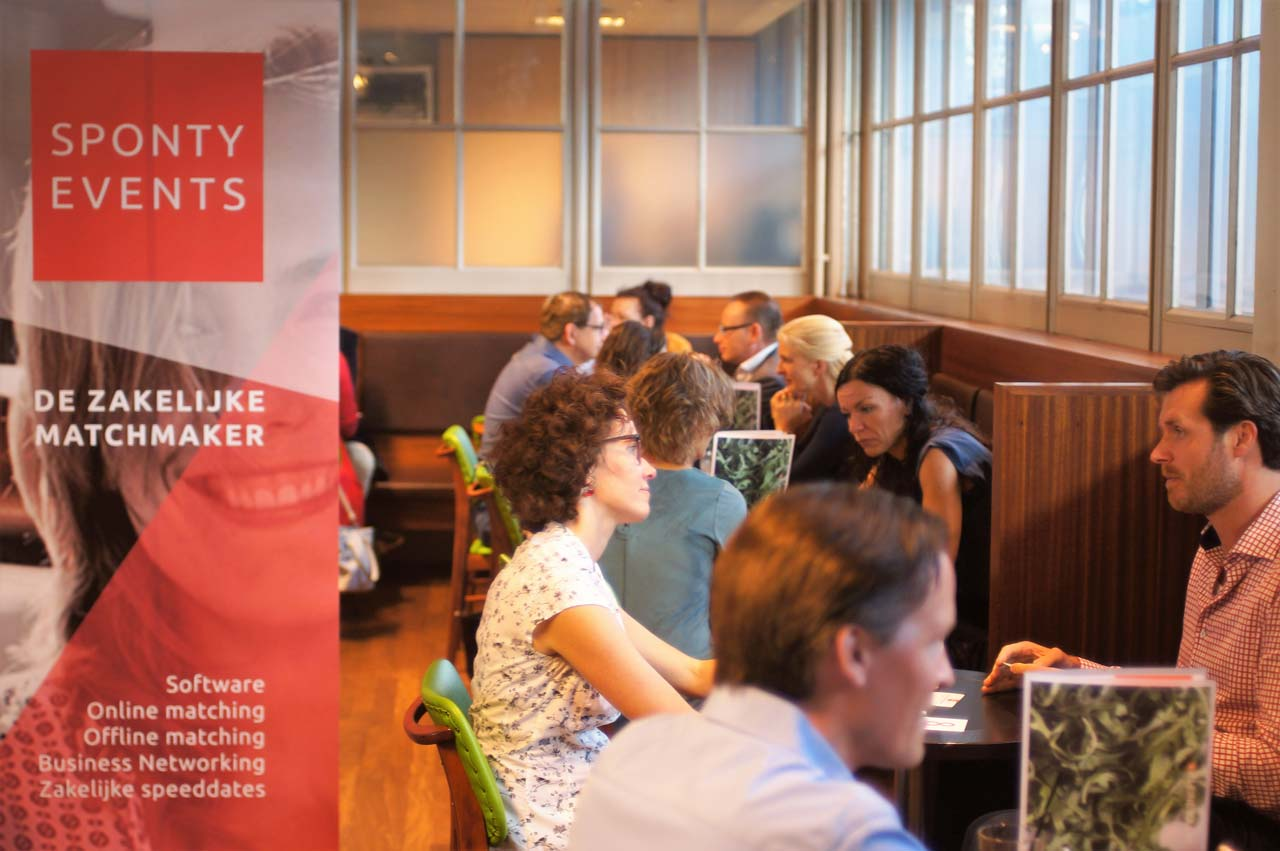 Open Coffee Speeddating 5 september